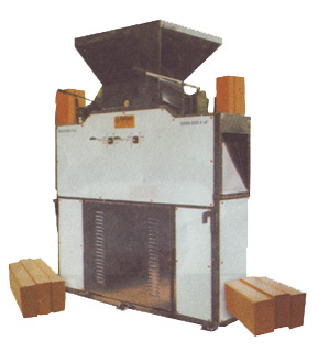 soil brick machine